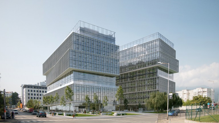 """Световната банка наема 4 000 кв. м в """"Младост"""""""