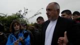 """Борисов пак на джипа - инспектира АМ """"Хемус"""" и обещава глоби"""