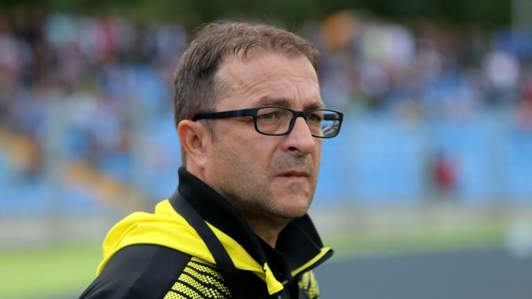 Снимка: Желко Петрович получи отказ за още един нов в Ботев