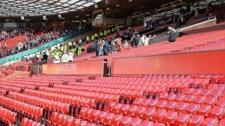 Съмнителен пакет евакуира стадиона на Манчестър Юнайтед минути преди мач