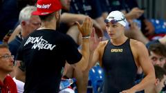 Катинка Хошу и Габриеле Дети спечелиха първите златни медали от Евро 2016
