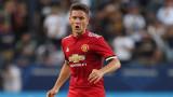 Халф на Юнайтед на линия за Купата на Лигата