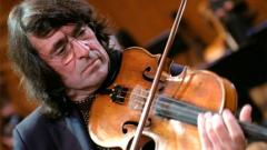 Юрий Башмет отбелязва 60-годишния си юбилей в София