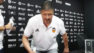 Пенев помоли Валенсия да го освободи от треньорския му пост