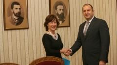 Румен Радев иска България да стане регионален център на УНИЦЕФ