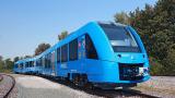 В Германия пускат първия редовен влак, задвижван от водород