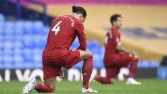 Клоп: Ван Дайк не трябва да играе на Европейското