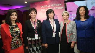 Повече власт за жените призова от София Ирина Бокова