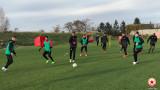 ЦСКА започна подготовка за гостуването на Локомотив (Пловдив)