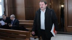 Веселин Пенгезов е възстановен като съдия в Софийския апелативен съд