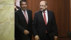 Шулц обяви плановете си за коалиция