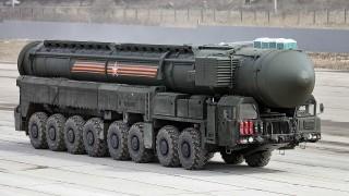 """Русия изстреля междуконтинентална балистична ракета """"Ярс"""""""