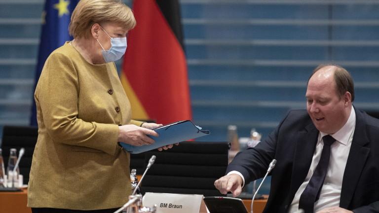 Германия може да се наложи да затвори границите със съседните