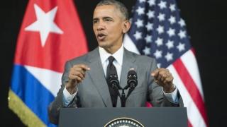 Дойдох да погреба последния остатък от Студената война, обяви Обама исторически в Хавана