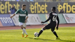 Славия без трима основни футболисти срещу Локо (ГО)
