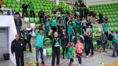 Балкан с категоричен успех срещу Спартак (Плевен) в четвъртфиналните плейофи на НБЛ