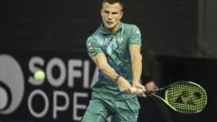 Мартон Фучович затвори списъка на осминафиналистите на Sofia Open