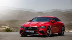 Mercedes представи най-мощния си сериен автомобил (Видео)