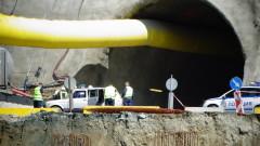 """Започва масово тестване за COVID-19 на всички работници в тунел """"Железница"""""""