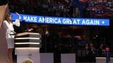 """Като """"абсурдни"""" определиха обвиненията за плагиатство от щаба на Доналд Тръмп"""