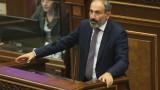 Пашинян е новият премиер на Армения