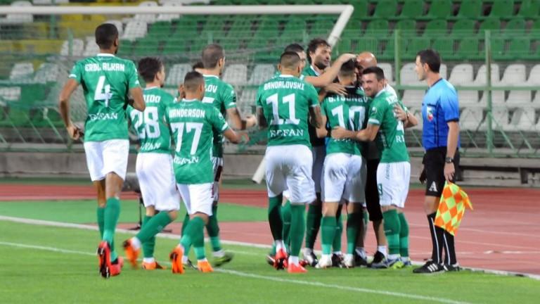 Берое без двама основни футболисти срещу Дунав