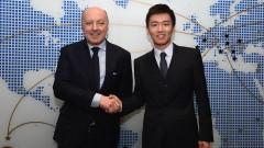 Новият шеф на Интер: Дано скоро зарадваме тифозите със значим трофей