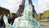 Cardi B, Парижката седмица на модата и един шокиращ тоалет на Richard Quinn