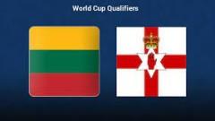 Литва записа тежка загуба преди битката с България
