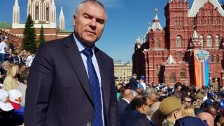 Марешки поздрави европейците от Москва