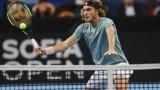 Стефанос Циципас потегли с победа на Sofia Open 2019
