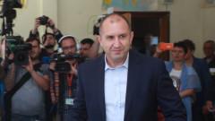Радев: Настоящите избори за ЕП са не по-малко важни от националните