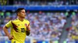 Sky Sports: Хамес Родригес не влиза в плановете на новия треньор на Байерн (Мюнхен)