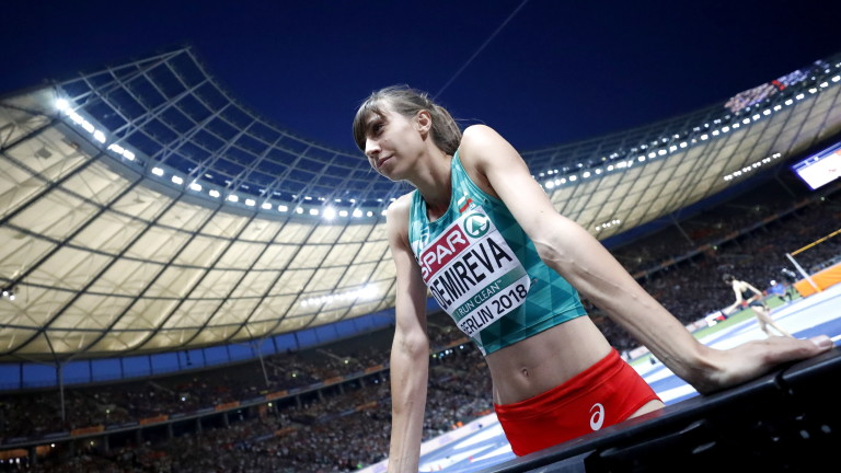Мирела Демирева: Все по-близо съм до своя идеален скок