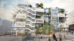 Най-зеленият магазин на IKEA