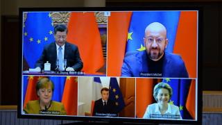 Отношенията между ЕС и Китай спираловидно ерозират
