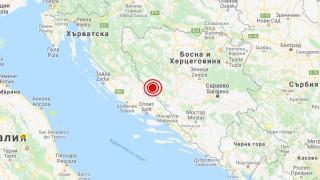 Три земетресения за 20 минути в Босна