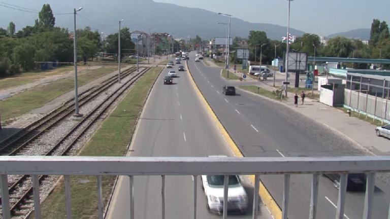 Мъж загина след падане от надлез в Пловдив