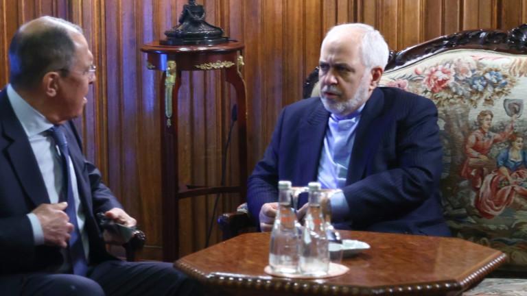 Москва и Техеран призоваха за спасяване на иранското ядрено споразумение