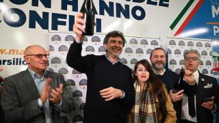"""""""Лигата"""" на върха след местен вот в Италия, """"Пет звезди"""" губи подкрепа"""
