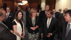 Екатерина Захариева на вечерята ифтар: Нужни са диалог и уважение