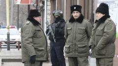 """Полиция нахлу в кино в Москва, прожектиращо забранения филм """"Смъртта на Сталин"""""""
