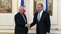 Тилърсън призова Русия да притисне Асад
