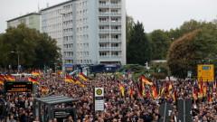 Демонстрации и арести след убийството в Кемниц