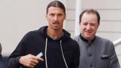 В Милан прекратяват взаимоотношенията си с Ребич заради Златан?