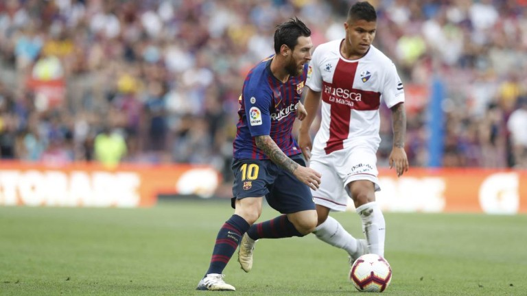 Звездата на Барселона Лионел Меси призна, че е останал изненадан
