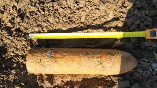 Унищожиха корозирал снаряд, открит при изкоп за газопровод в село Градище