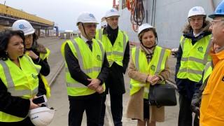 Добивът на газ в Черно море подобрява енергийната сигурност
