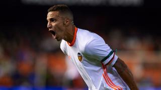 Атлетико (Мадрид) ще се пробва за нападател на Валенсия през зимата