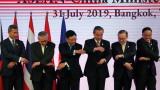 Пекин призова нерегионалните държави да не се месят в спора за Южнокитайско море